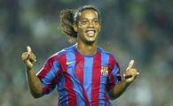 10 ani de la momentul care a schimbat-o pe FC Barcelona! ZEUL Ronaldinho a inventat fotbalul cu zambetul pe buze! Cifrele si imaginile care il fac UNIC: VIDEO