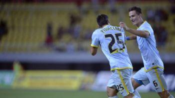 VarDAR sa vina mai repede Dinamo! Steaua e gata pentru duelul cu Uhrin Jr! Piovaccari a marcat in primul meci ca titular, Bourceanu a adus victoria! Vardar 1-2 Steaua! VIDEO