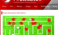 'Era NegOita' incepe sa-i scoata din minti pe stelisti: Dinamo isi promoveaza abonamentele pe site-ul oficial cu un joc in care cainii mananca oile :)