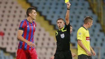 BOMBA! Arbitrul care a gresit la Steaua - Ceahlaul isi poate compromite cariera! DECIZIA fara precedent care urmeaza sa fie luata: