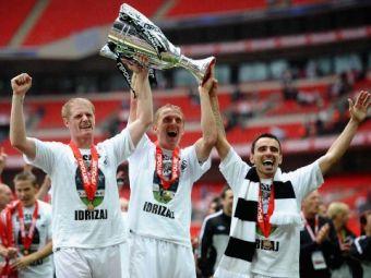 GENIAL! Un club din Anglia a prezentat noua achizitia la fel cum a anuntat Familia Regala nasterea copilului :) Faza anului 2013 in fotbal: