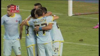 Stanciu dribleaza GENIAL , Piovaccari ii INGENUNCHEAZA pe macedoneni! Faza MAGICA prin care Steaua a deschis scorul la Skopje: VIDEO