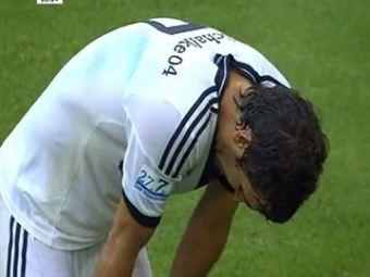 Moment INCREDIBIL in Germania! Raul a REVENIT la Schalke, 79.000 de fani i-au oferit 'standing ovation'! VIDEO emotionant