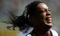 Ronaldinho a dat cel mai TARE gol din Copa Libertadores in 2013! Vezi executia absolut fabuloasa a geniului care i-a lasat locul la Barcelona lui Messi! VIDEO