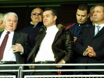 Omul din umbra care conduce Steaua: Bourceanu si Tanase, SUPRAVEGHEATI de partenerul de incredere al lui Becali! Cine da acum bani la Steaua: