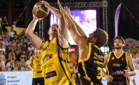 Campionii mondiali, campioni si la Raiffeisen Bank Bucharest Challenger! Super turneul de baschet 3 la 3 de la Bucuresti a fost cucerit de sarbi: