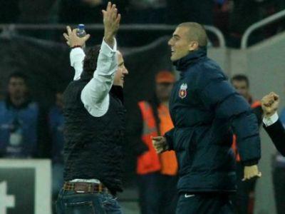 ACUM LIVE VIDEO Uhrin si Reghe vorbesc despre derby-ul cu Dinamo de la Tbilisi! Planurile inainte de meci