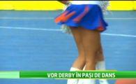 VIDEO Majorete in Liga I? Campioanele din Romania vor sa faca show pe stadioanele lui Dragomir!