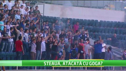 "NEBUNIE! Fanii lui Dinamo Tbilisi au vrut sa-i sperie pe stelisti! ""Eu n-am vazut asa ceva in Romania!"" Care e cea mai mare problema din Georgia:"