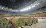Motivul pentru care Steaua e obligata sa forteze calificarea diseara la Tbilisi: gazonul de pe National Arena NU e pentru fotbal! Explicatia lui Oprescu