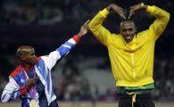 """Cel mai rapid om al lumii si cel mai bun alergator pe distante lungi se intrec in cursa secolului! """"Bolt nu e favorit!"""""""