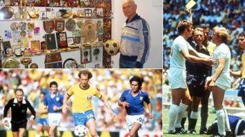 Cel mai bun arbitru din istorie s-a nascut in Romania! Suferinta TERIBILA a unui om genial! A supravietuit Holocaustului si i-a pus la respect pe Cruyff si Pele!