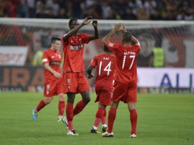 """Dinamo, transfer dupa modelul """"Makinwa si Muzinga"""" :) Un fotbalist african care nu a mai jucat de anul trecut vine in Stefan cel Mare:"""