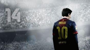 Momentul pe care il asteptau toti fanii Barcelonei! ANUNTUL facut astazi de EA Sports inainte de lansarea FIFA 14: