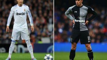"""Transferul secolului e tot mai aproape! Tottenham a facut o noua propunere si cere DOI jucatori + 90 de milioane! Culisele afacerii """"Bale"""""""