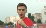 """Rotariu, omul perfect pentru noua imagine a lui Dinamo! Cum isi cheama clubul suporterii la stadion: """"Veniti la Chiajna sa batem Viitorul"""" VIDEO"""