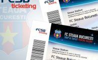 Ce se intampla cu fanii care si-au luat bilet la Steaua - Rapid? Anuntul facut pe site-ul oficial al Stelei dupa ce LPF a decis amanarea meciului: