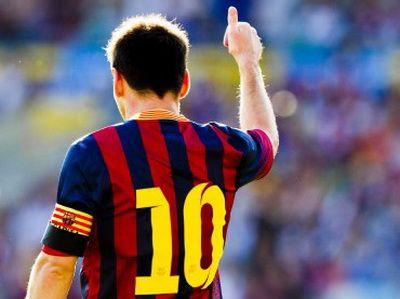 """S-au incordat muschii pe Messi! """"Piticul"""" Barcelonei s-a enervat dupa transferul lui Neymar! CONDITIA pusa sefilor: """"Facem asa sau plec!"""""""