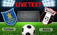 Budescu asteapta convocarea la nationala: a marcat 8 goluri in acest sezon! Corona 2-5 Astra! Brasovenii, niciun punct dupa trei etape!