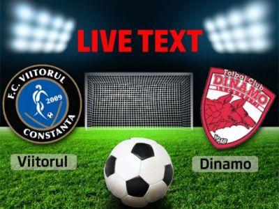 """Viitorul 0-0 Dinamo! """"Cainii"""" nu au trecut de Rege inainte de marele derby cu Steaua! Rus a fost iertat de rosu, Dica a ratat cea mai mare ocazie!"""