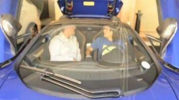 VIDEO: Asta da AROGANTA! Falcao testeaza noua BIJUTERIE McLaren! Cum arata bolidul: