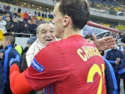"""Becali nu are liniste in puscarie: """"Vrea sa rezolve problema contractelor care expira la Steaua!"""" Cum vede Gigi meciurile echipei:"""