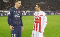 Mutu a castigat PARIUL cu Ibrahimovici! Video SENZATIE cu momentele care l-au facut ZEU in liga noilor MILIARDARI din fotbal