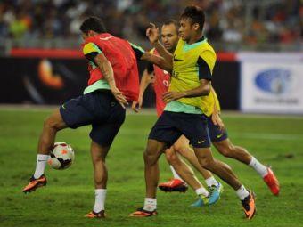 """SURPRIZA in vestiarul Barcei! Neymar are un nou idol: """"El m-a impresionat cel mai mult!"""" Cum pregateste lupta cu Real Madrid:"""
