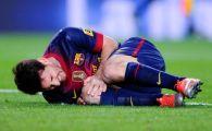 Messi s-a accidentat! Cel mai tare meci al Argentinei se poate juca FARA el! Anuntul facut de presa din Spania: