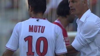 SCANDAL in Franta! Mutu s-a certat cu antrenorul la primul meci! Banel a castigat meciul cu Ajaccio: