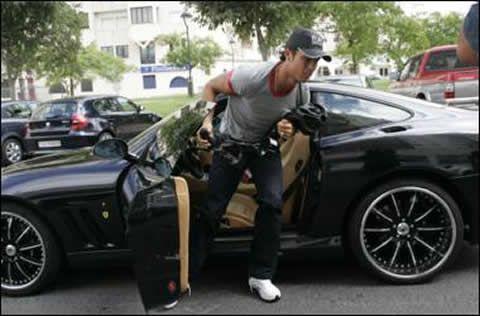 COLOSAL! O noua bijuterie in garajul lui Cristiano Ronaldo! Ce masina a comandat starul portughez: