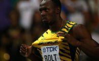 Dovada INCREDIBILA ca Bolt e un FULGER adevarat! Imaginea anului in sport! Ce a surprins un fotograf pe linia de sosire: