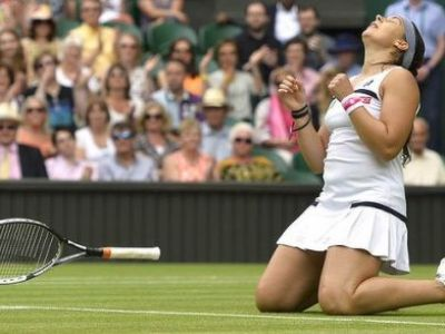 INCREDIBIL! Castigatoarea de la Wimbledon 2013 s-a retras in aceasta dimineata! O romanca a batut-o in ultimul meci din cariera: