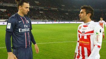 """Dat AFARA de la nationala, Mutu se pregateste pentru duelul cu Ibrahimovic! Mesajul de ULTIMA ORA pentru """"prietenul"""" sau! Ce ii transmite inainte de meci:"""