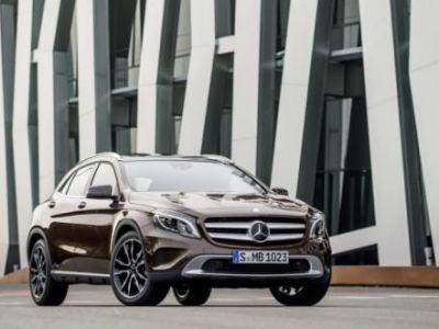 Primele imagini cu noul Mercedes, modelul anului pentru nemti. 99% cu motorizare Dacia de 1.5 litri