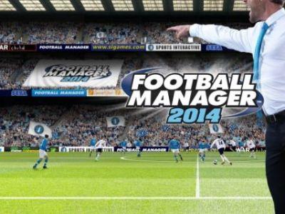 "OFICIAL! Cel mai tare simulator de tip ""manager"" a fost anuntat! Gamerii reactioneaza: ""O sa fie BESTIAL!"" Cum va arata Football Manager 2014: FOTO"