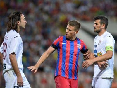 """Steaua baga CFR in criza! Muresan pune tunurile pe Cadu: """"Avea dreptate Rednic!"""" Un nou scandal la Cluj:"""