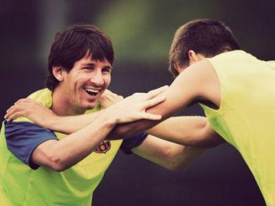 """Messi a """"TURNAT"""" tot din vestiar: """"Ne-a innebunit cu moda lui, mereu isi face poze!"""" Cine e FASHION ICON in vestiarul Barcelonei:"""