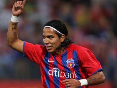 DIAMANTUL pe care Steaua l-a scapat din mana! Dayro Moreno a dat golul carierei in ultimul meci! Executie EXTRAORDINARA! VIDEO