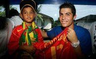 Ronaldo a PLANS pentru el! Un pusti de 7 ani a trecut de cutremur si tsunami! Povestea lui Martunis, baiatul care a stat 19 zile in jungla! L-a salvat tricoul Portugaliei!