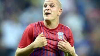 GENIAL! 4 echipe din Europa se LUPTA pentru capitanul Stelei! Bourceanu este la un pas sa plece de la Steaua! Care sunt detaliile: