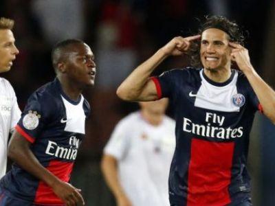 "Cavani nu e deloc modest dupa primul gol la PSG: ""Mi-am zis ca am ales perfect minutul in care sa dau GOL!"" Ce spune despre relatia cu Ibrahimovici:"