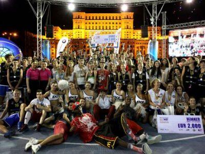 Romanii, din nou printre cei mai buni din lume la baschet 3 la 3! Ce jucator roman este in top 10 mondial: