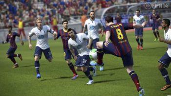 Ti se face pielea de gaina! Fanii nu mai au rabdare dupa ce au vazut acest clip! Ultimul trailer la FIFA 14 e MAGIC! VIDEO