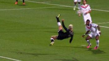 """Asta-i cu siguranta golul startului de sezon! Reusita FABULOASA care a distrus-o pe Lyon in play-off: """"E o adevarata opera de arta!"""" Secretul executiei MAGICE: VIDEO"""