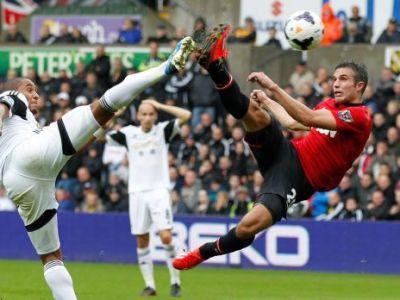 """DEZASTRUL lui Swansea cu United le da sperante celor de la Petrolul! OBIECTIV: """"Sa nu luam gol, e foarte important!"""""""