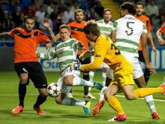 Celtic a facut-o de OAIE! Scotienii, umiliti in Kazahstan de adversarul visat de stelisti in Liga Campionilor! VIDEO