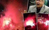 VIDEO Asediu la hotelul lui Arsenal! Turcii au terorizat toata noaptea vedetele lui Wenger! Ce au facut in fata hotelului: