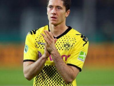 BANII l-au convins! Dortmund le-a spus 'NU' lui Bayern, Real si City in cazul lui Lewandowski! Cat castiga ACUM super atacantul lui Klopp: