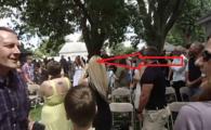 VIDEO Toti invitatii au ramas masca! Intrare de UFC la propria nunta! Cea mai ORIGINALA mireasa din lume!